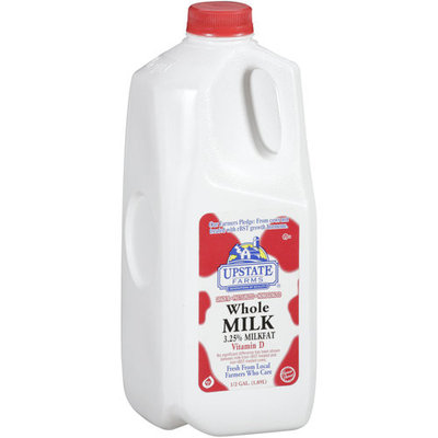Upstate Farms Whole Milk .5 gal