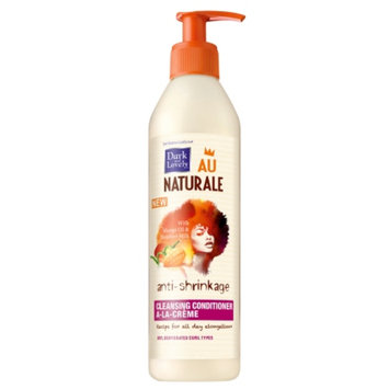 Dark and Lovely Au Naturale Anti-Shrinkage Cleansing Conditioner A-La-Creme, 13.5 fl oz