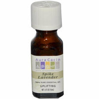Aura Cacia Pure Essential Oil Spike Lavender 0.5 fl oz
