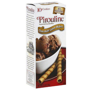 Pirouline Chocolate Lined Wafers