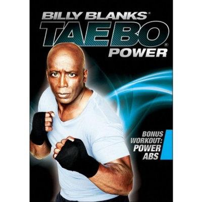 Starz / Anchor Bay Starz Blanks Billy-tae Bo Power [dvd]