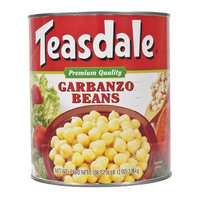 Teasdale Garbanzo Beans - 1 can - 6.75 lbs