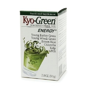 Kyolic Green Powdered Energy Drink Mix