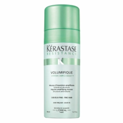 Kerastase Resistance K Volumifique Impulse Amplifying Mousse, 5.1 fl oz