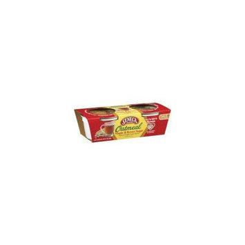 Seneca Maple & Brown Sugar Oatmeal Cups, 6 OZ (Case of 6)