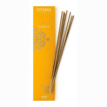 Esteban Ambre Incense Sticks, Pack of 20