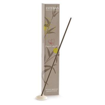 Esteban Esprite De The Japanese Incense Sticks
