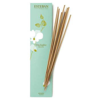 Esteban Orchidee Blanche Bamboo Stick Incense