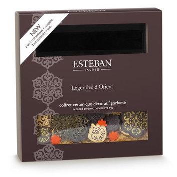 Esteban Legendes d'Orient Scented Potpourri Decorative Set