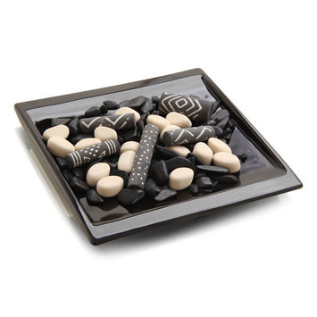 Esteban Teck & Tonka Scented Ceramic Decorative Set