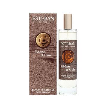 Esteban Ebene et Cuir Fragrance Room Spray