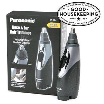 Panasonic Vacuum Nose & Hair Wet/Dry Trimmer