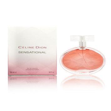 Celine Dion Sensational 100ml Eau De Toilette Spray