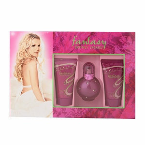 Fantasy by Britney Spears 3 Piece Gift Set