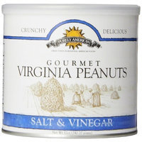 Virginia Peanuts Salt and Vinegar, 12 Ounce