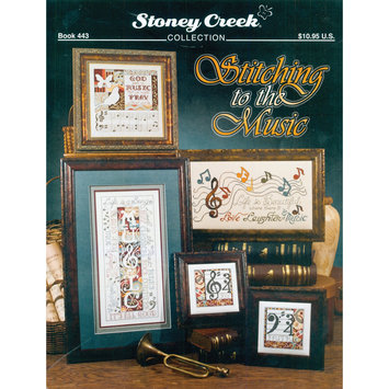 Stoney Creek Collection, Inc. Stoney Creek Book -Stitching To The Music