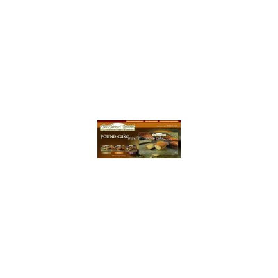 New Harvest Naturals Harvest Naturals Pound Cake Minis Classic - Case of 6 Packages, Each Cont...