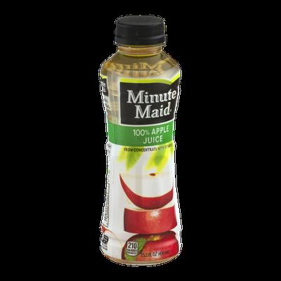 Minute Maid 100% Apple Juice