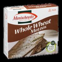 Manischewitz Whole Wheat Matzos