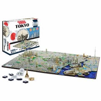 4D Cityscape Puzzle Tokyo Ages 12+