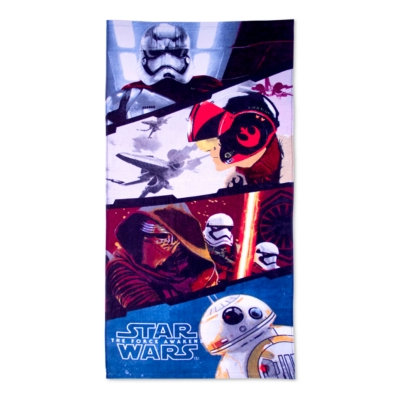 Jay Franco Star Wars Episode 7 Battle Front Beach Towel Bedding