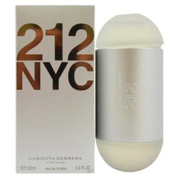 Perfume Worldwide, Inc. Women's 212 by Carolina Herrera Eau de Toilette Spray - 3.4 oz
