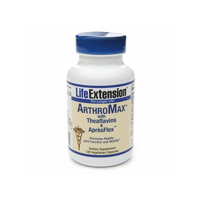 Life Extension ArthroMax with Theaflavins & ApresFlex