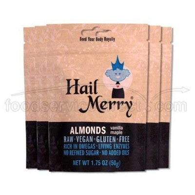 Hail Merry Snacks, Pecans, Chimayo Chile, Raw, 8/3.5 Oz