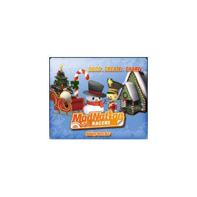 Sony Computer Entertainment ModNation Racers Holiday Pack DLC