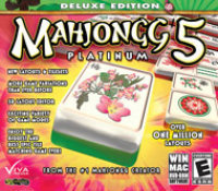 Viva Media Mahjongg Platinum 5 - Deluxe Edition