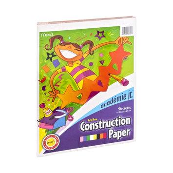 Mead Academie Jr. 96 Sheets Acid Free Construction Paper