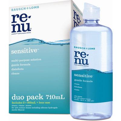 renu sensitive multi-purpose solution