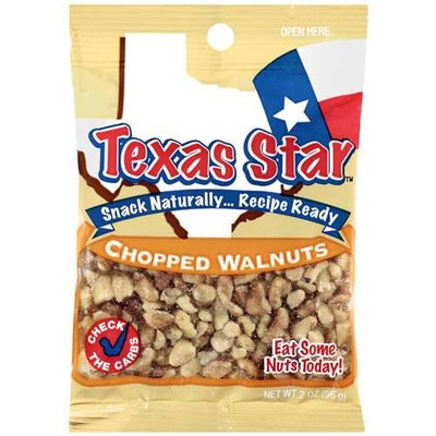 Texas Star: Chopped Walnuts, 2 Oz