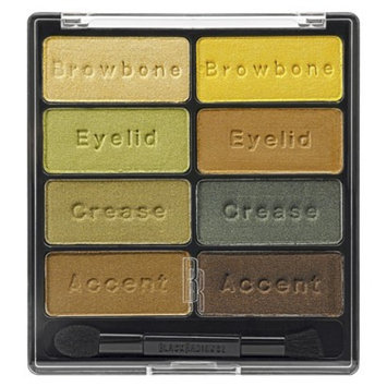 Black Radiance Eye Appeal Shadow Collection - Urban Jungle