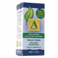 A Natural Anti-Aging Cellular Support