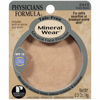 Physicians Formula Phyicians Formula Mineral Face 2413 Creamy Natural Powder .3 Oz