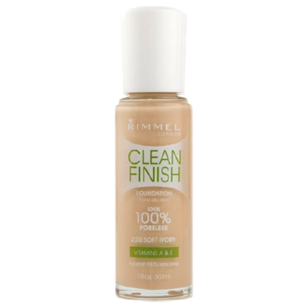 Rimmel Clean Finish Liquid Foundation