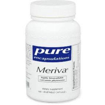 Pure Encapsulations - CurcumaSorb - 180 Capsules (formerly Meriva)