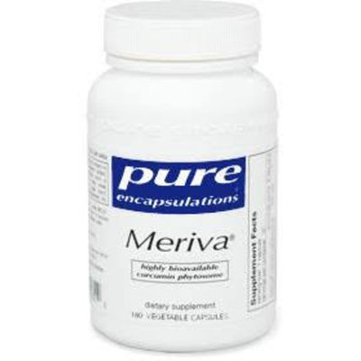 Pure Encapsulations - CurcumaSorb - 180 Capsules (formerly Meriva)