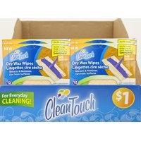 Flp,llc Dry Floor Wipes - Pack of 38