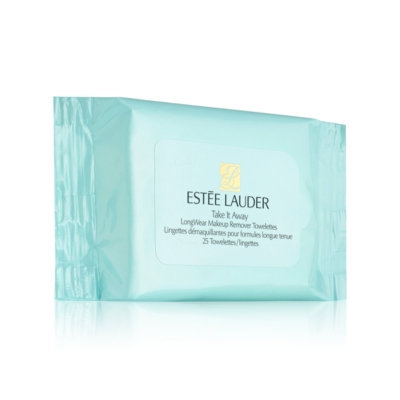 Estee Lauder Take It Away LongWear Makeup Remover Towelettes