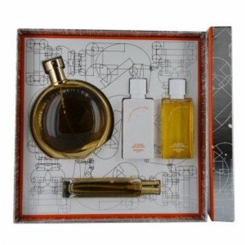 Hermes L'Ambre Des Merveilles Gift Set for Women, 4 Pc, 1 ea