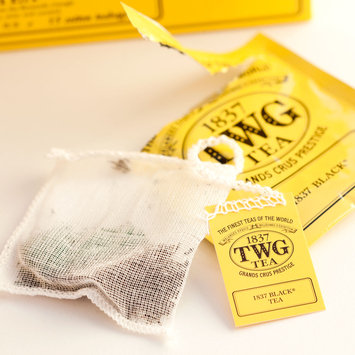 TWG 1837 Black Teabags