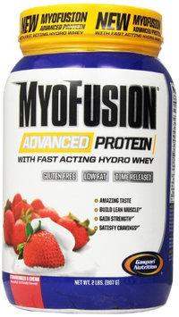 Gaspari Nutrition 3010425 Myofusion Advanced Protein Strawberries & Cream