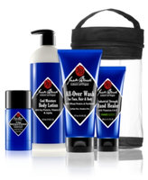 Jack Black Clean & Cool Body Care Basics Set
