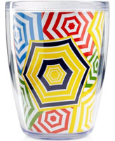 Martha Stewart Collection Double Walled Umbrella Acrylic Tumbler