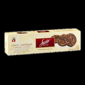 Swiss Delice Choc Japonais Premium Biscuits