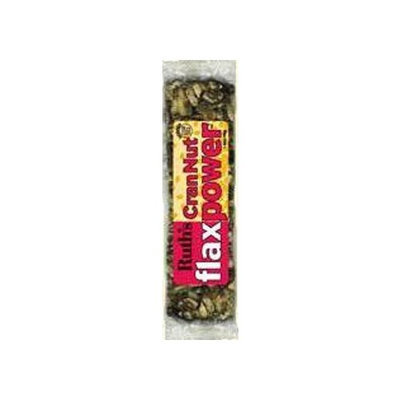 Ruths Hemp Foods Flaxpower Bar, Cranberry Nut, (case of 12) / box
