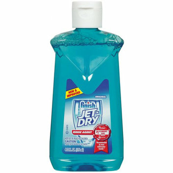 Finish - Jet Dry Jet Dry 36565 4.22 Oz Rinse Agent With Baking Soda