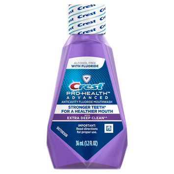 Crest Pro-Health Advanced, Extra Deep Clean Mouthwash